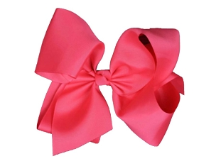 Red Ribbon Hair Bow Hair bow to Match Shirley Temple Costume Dress 6 inch Red Ribbon Double Hairbow Shirley Temple Costume Accessory